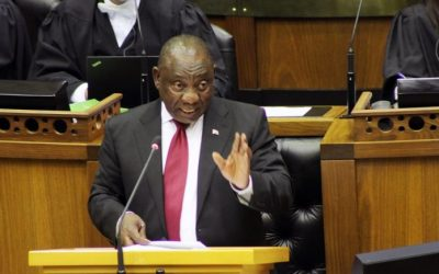 5 things the President should highlight during the State of the Nation Address
