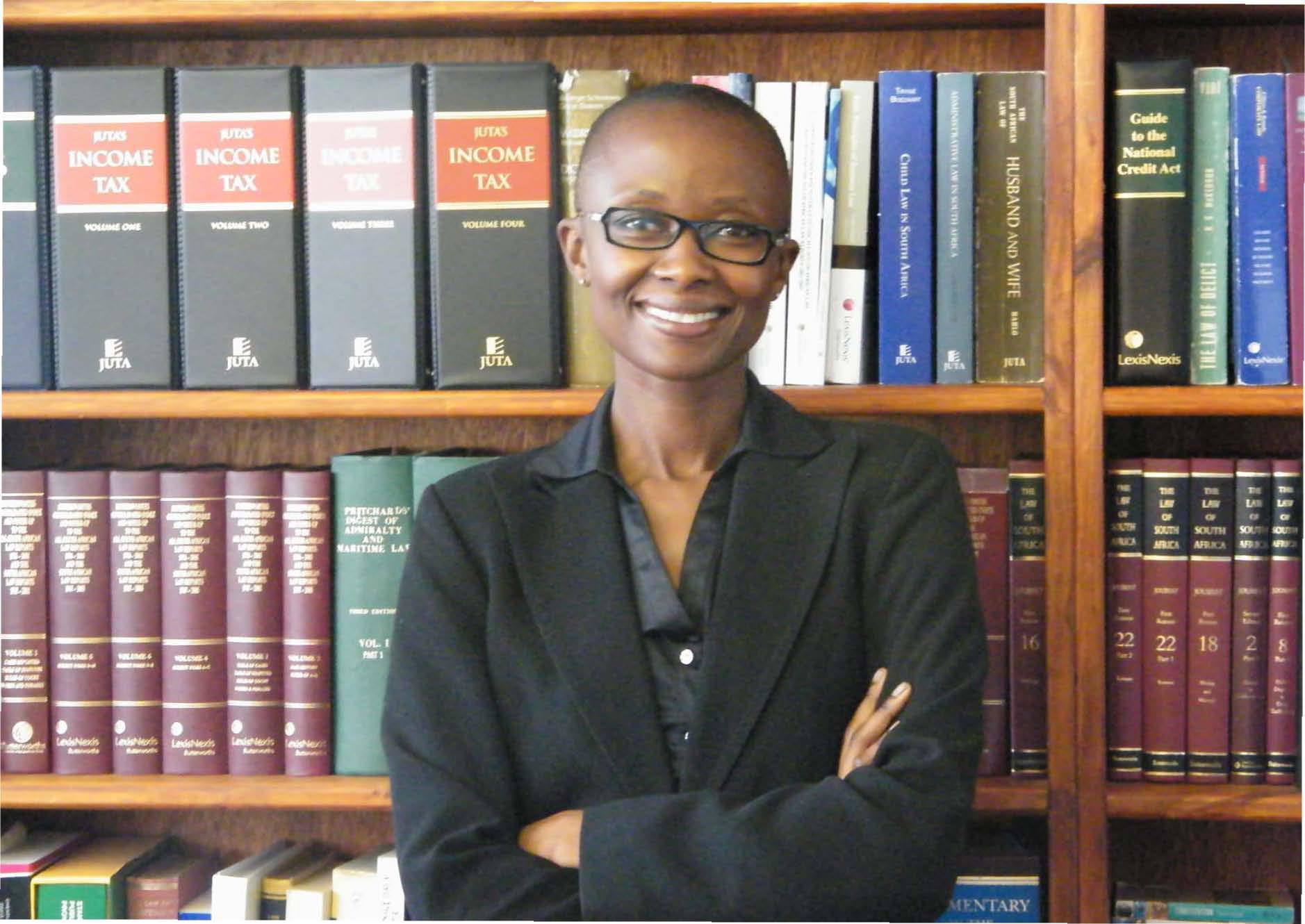 Advocate Ncumisa Mayosi