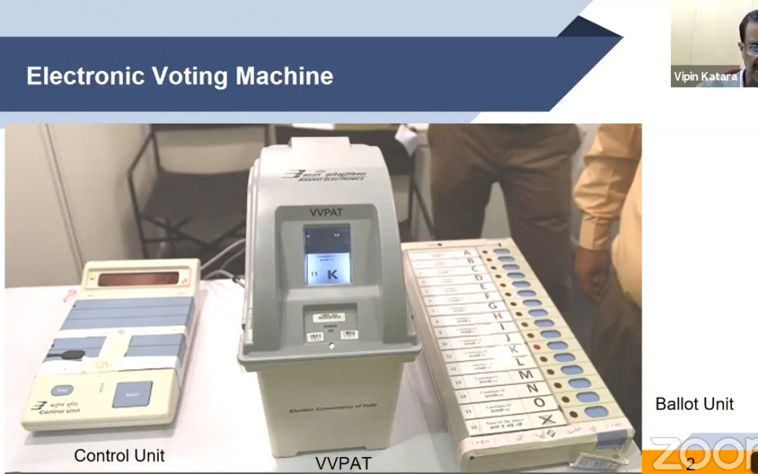 Could South Africans be voting electronically in the future?