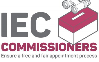 An update on the IEC Commissioner appointment process